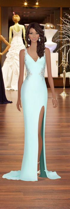 Fashion Game - Red Carpet Gown Shopping | Covet Fashion ...