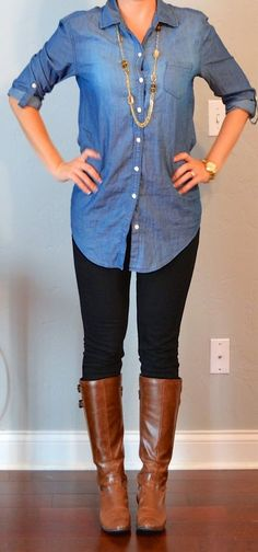 20 Ways You Can Wear Leggings And Still Look Gorgeous | Postris