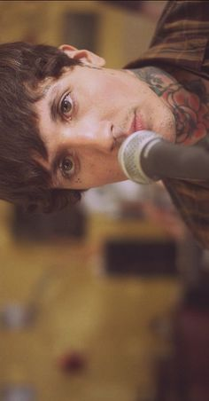 Oliver Sykes. I can't wait to just own their next album <3