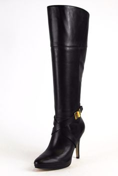 Marc Fisher Tracey Black Boots