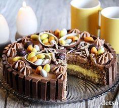 Torte Recepti, Norwegian Food, Pudding Desserts, Yummy Cakes, Gluten Free Recipes, Food Inspiration, Cupcake Cakes, Cake Recipes, Sweet Treats