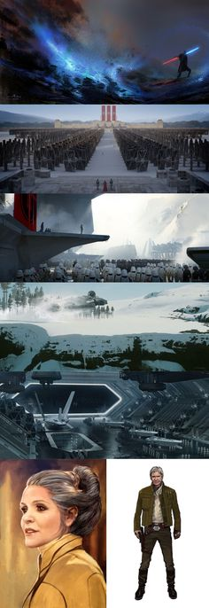 'Star Wars: The Force Awakens' Concept Art