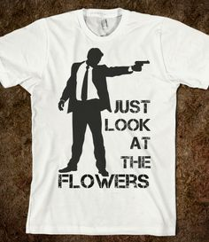 Just Look at the Flowers 2 - The Walking Dead