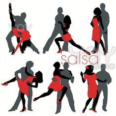 salsa dancing - Bing Images