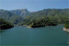 parte del lago di Vagli