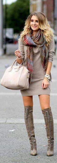 those boots tho!