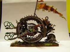 My first Doomwheel