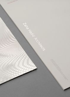 Greenspace: Zaha Hadid | Visual Identity