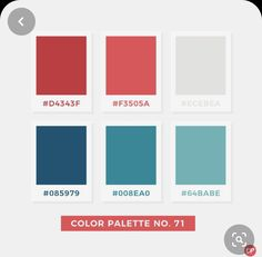 Flat Color Palette, Color Palate, Pantone Colour Palettes, Pantone Color, Paint Color Palettes, Colour Schemes, Color Patterns, Paleta Pantone, Color Psychology