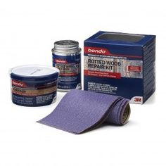 PC Products Rotted Wood Repair Kit Products Wood and Ps