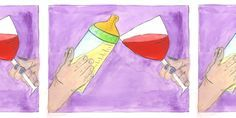 Is It Safe to Drink When You're Breastfeeding? | Well Rounded NY (I honestly did not know this. Good information.)