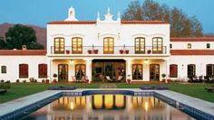 Estancias in Argentina - the gaucho life.  The life of a rich Gaucho!