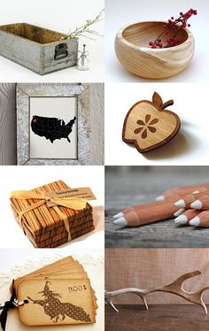 ::wooden things::