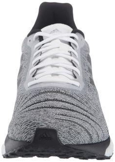 adidas Mens Solar Drive White Black Grey 10 M US     Visit. Running Shoes  ... 87a1a6834a9