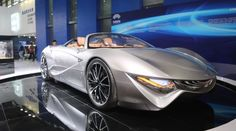 Following its stellar debut performance at last years Beijing Auto Show, Yangfeng Visteons Glide Concept put on a show at this years Shanghai Auto Show