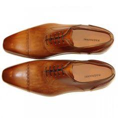 Magnanni - Magnanni Men's Shoes,Magnanni 7012 Tan , Magnanni Shoe | PelleLine.com