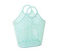 paniers retros - retro shopper bags