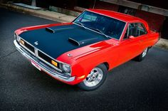 Supercharged Small-Block 1970 Dodge Dart Maintenance of old vehicles: the material for new cogs/casters/gears could be cast polyamide which I (Cast polyamide) can produce