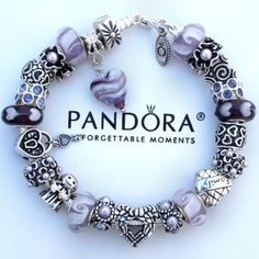 Tendance Bracelets  Electronics Cars Fashion Collectibles Coupons and More   eBay  Tendance & idée Bracelets 2016/2017 Description New Authentic Pandora Bracelet w/ Lavender Angel Heart Love Bead Charm Beads