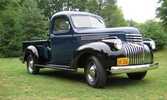 1941 Chevy 2 Ton Truck