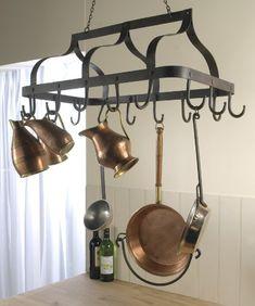 Kitchen Hooks, Diy Kitchen Cabinets, Kitchen Utensils, New Kitchen, Kitchen Decor, French Kitchen, Kitchen Ideas, Kitchen Design, Country Kitchen