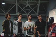 #Romics #Romics2015 #DroneView #RomicsOttobre2015 #TomsHardware #Eurogamer #GameTherapy #FedericoClapis #Clapis #FavijTV #Favij #LeonardoDecarli #Decarli #JusTZoda #Zoda #Youtuber #Youtubers