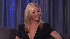 Lisa Kudrow talks Friends mini reunion and reruns.