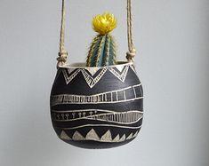 S U N S H I N E : handmade ceramic wall hanging by mbundy on Etsy