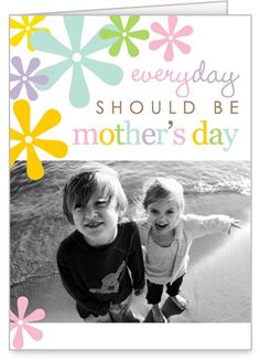 FREE Mother's Day Card from ShutterFly!  or 5 FREE Cards!