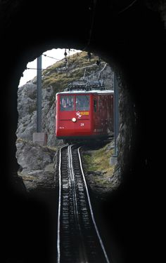 Pilatus train