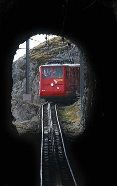 Pilatus train, Alpnach