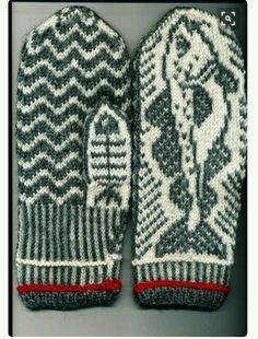 Homemade knitted mittens with trout fish on. Homemade knitted mittens with trout fish on. Knitted Mittens Pattern, Knit Mittens, Knitted Gloves, Knitting Socks, Hand Knitting, Loom Knitting, Knitting Machine, Vintage Knitting, Knitting Charts