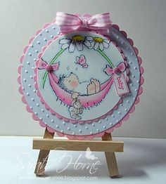 Baby card by sjd069 - Cards and Paper Crafts at Splitcoaststampers