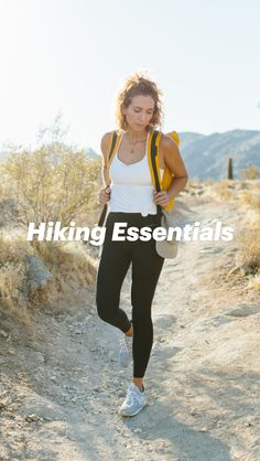 Cute Hiking Outfit, Summer Hiking Outfit, Clothes For Women, Hiking Clothes Women, Womens Hiking Outfits, Camping Outfits For Women, Hiking Essentials, Hiking Fashion, Hiking Tips