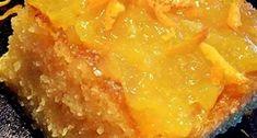 Αφράτο ρεβανί με κρέμα πορτοκαλιού !!! Greek Recipes, Cornbread, Macaroni And Cheese, Food And Drink, Cooking Recipes, Sweets, Cake, Ethnic Recipes, Desserts