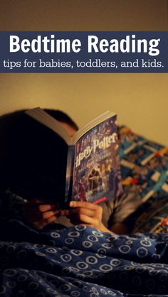 See our #RaiseaReader blog for tips on making reading a part of every child's bedtime routine. Click for more.