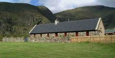 Self catering cottage in Kerry to rent known as The Shepherd's Cottage. Near Sneem and Kenmare. 5 star self catering accomodation in the heart of the Kerry mountains. Self Catering Cottages, Renting A House, Cabin, House Styles, Garden, Image, Home, Garten, Cabins