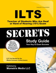 58 best ilts exam study resources images on pinterest beleza ilts teacher of students who are deaf or hard of hearing 151 exam study fandeluxe Images