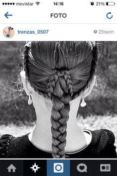 Peinado lindo