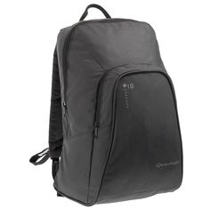 Backpacks Sports Bags and Luggage - Arpenaz 18 Day travel Backpack, Black QUECHUA - Sports Bags and Luggage £8