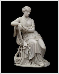 William Wetmore Story (1819–1895), Sappho - 1863.