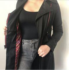Calvin Klein, Color Negra, Leather Jacket, Blazer, Jackets, Fashion, Gray Fabric, Black, Colors