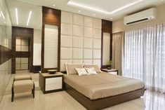 Master Bedroom Design Milind Pai In 2019 Luxurious House Ceiling Design, Ceiling Design Living Room, Bedroom False Ceiling Design, False Ceiling Living Room, Bedroom Ceiling, False Ceiling Ideas, Simple False Ceiling Design, Gypsum Ceiling Design, Wardrobe Design Bedroom
