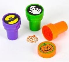 Leave your mark on the scariest of seasons. This collection of stampers features a variety of Halloween icons including ghosts bats and pumpkins. Simply remove the cap and stam. Halloween Stories, Halloween Icons, Toy Claw Machine, Fun Crafts, Arts And Crafts, Rhode Island Novelty, Art And Craft Materials, Ghost Pumpkin, Lego Disney