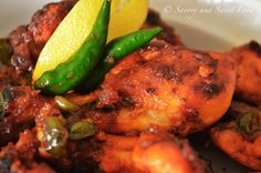 Sweet and Spicy Chicken Fry