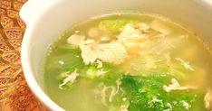 生だとたくさん食べられないレタスをスープでたっっっぷりと♡シャキシャキ食感と卵のふんわり感がマッチしてます〜!