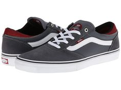 Vans Gilbert Crockett Pro (Cork) Dark Grey - Zappos.com Free Shipping BOTH Ways