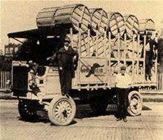 Goodyear supply truck - Akron Ohio