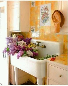 Laundry Room Sink~