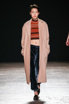 Cristiano Burani Autumn/Winter 2016-17 Ready-To-Wear Milan Fashion Week